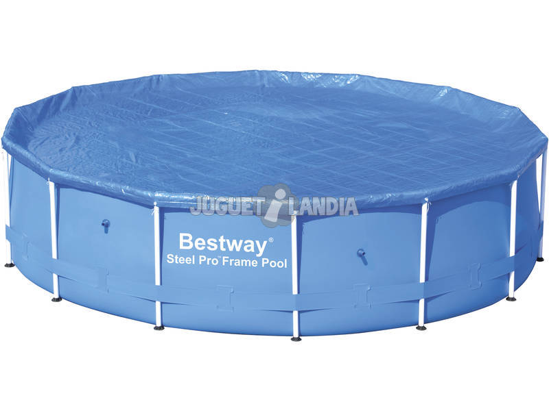 acheter piscine hors sol autoportante 427x100 cm bestway. Black Bedroom Furniture Sets. Home Design Ideas