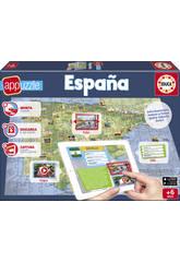 APPuzzle Province di Spagna