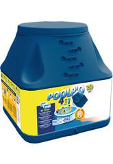 Poulpe 10-30 m3 - 700 gr. 4 en 1 Solution Traitement