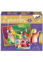Puzzle Infantil Form Animales