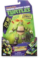 Tortugas Ninja figuras articuladas 5 modelos