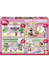 Puzzle 50-80-100-150 Minnie