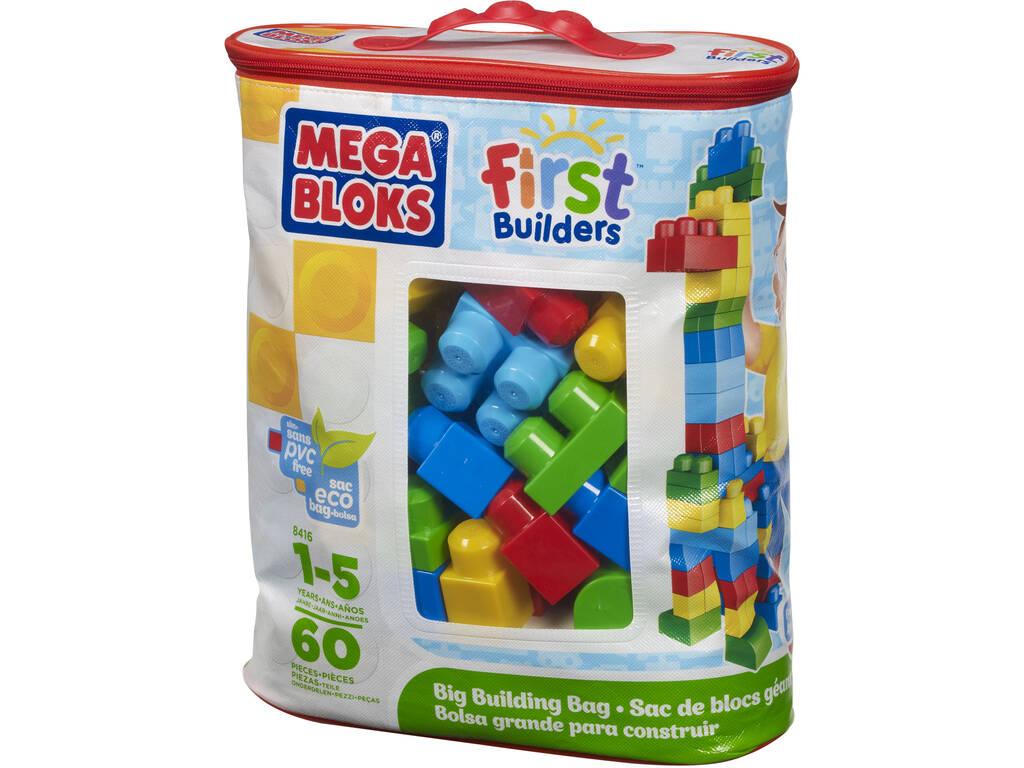 Mega Bloks borsa 60 classica