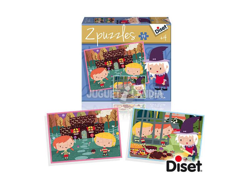 Quebra-cabeça História 2x48 La Casita De Chocolate
