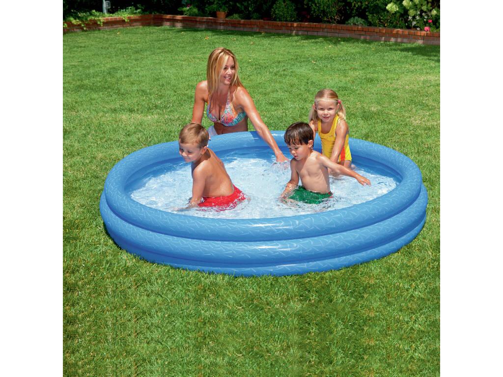 Acheter piscine gonflable 3 boudins 152 x 30 cm bestway for Piscine gonflable 2 boudins