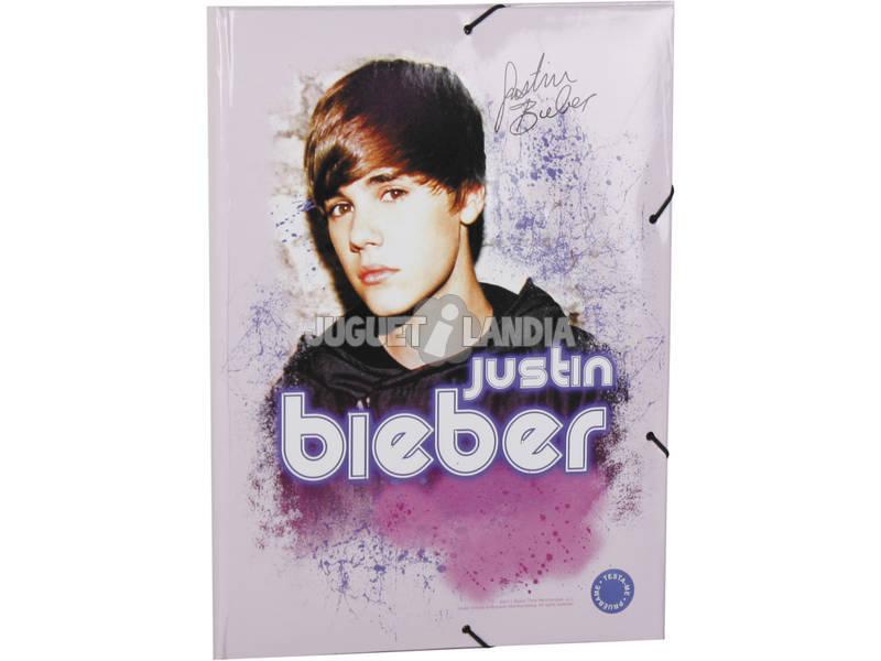 Pasta Musical Justin Bieber