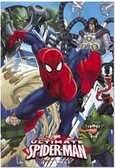 Puzzle 500 Ultimate Spiderman