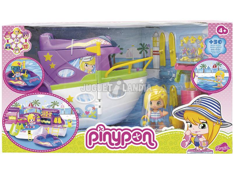 Pin y Pon yacht