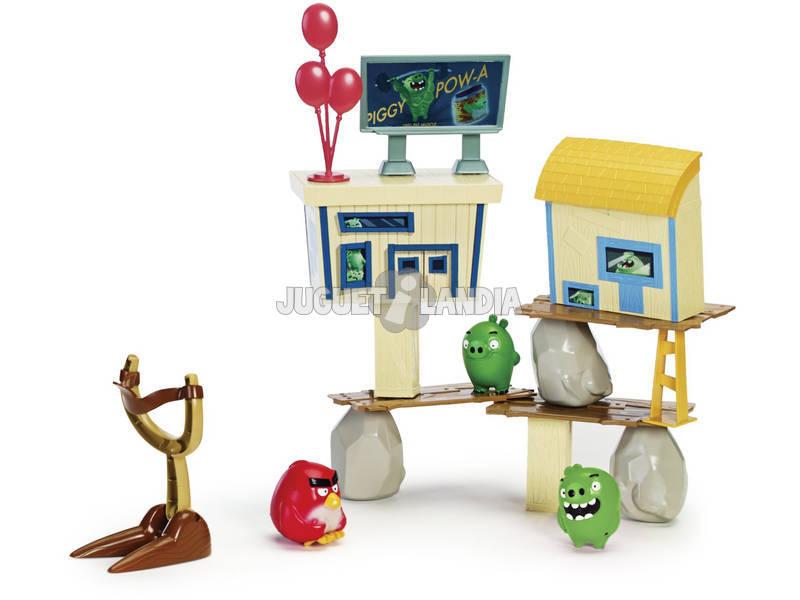 Angry Birds Ataque en la Isla