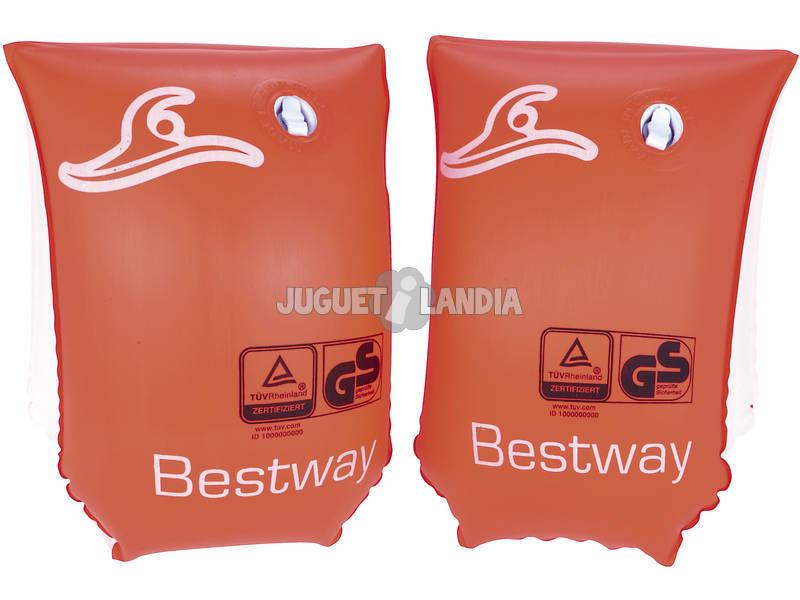 Braçadeiras Safe-2-Swim Premium de 25x15cm. Bestway 32105EU