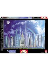 Puzzle 1000 Grandes Edificios