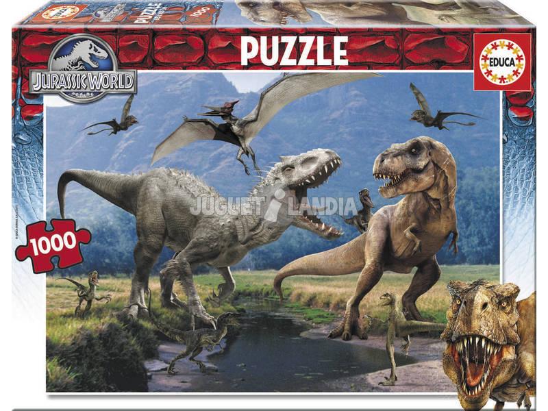 Puzzle 1000 Jurassic World