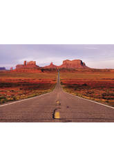 Puzzle 1500 Route Monument Valley