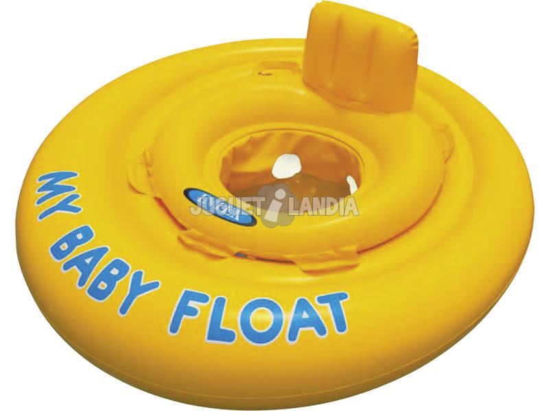 Flotador Asiento Redondo Para Bebe 70 Cm. Intex 56585