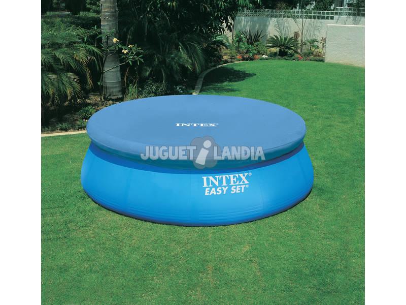 cubre piscina 244 cm intex 58939 juguetilandia