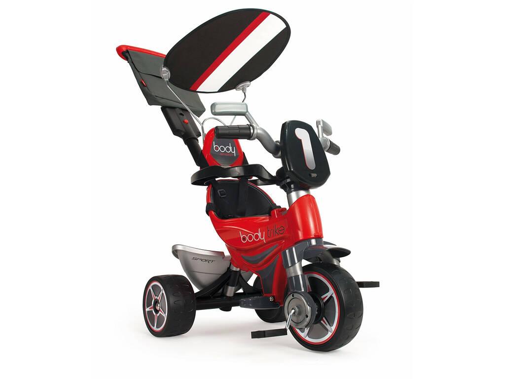Triciclo Body Completo Injusa 325