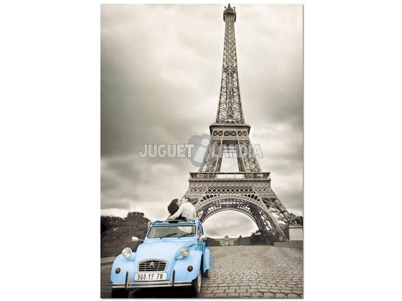 PUZZLE 500 Torre Eiffel, Paris 34x48 cm EDUCA 14845