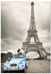 Puzzle 500 Torre Eiffel, París Educa 14845