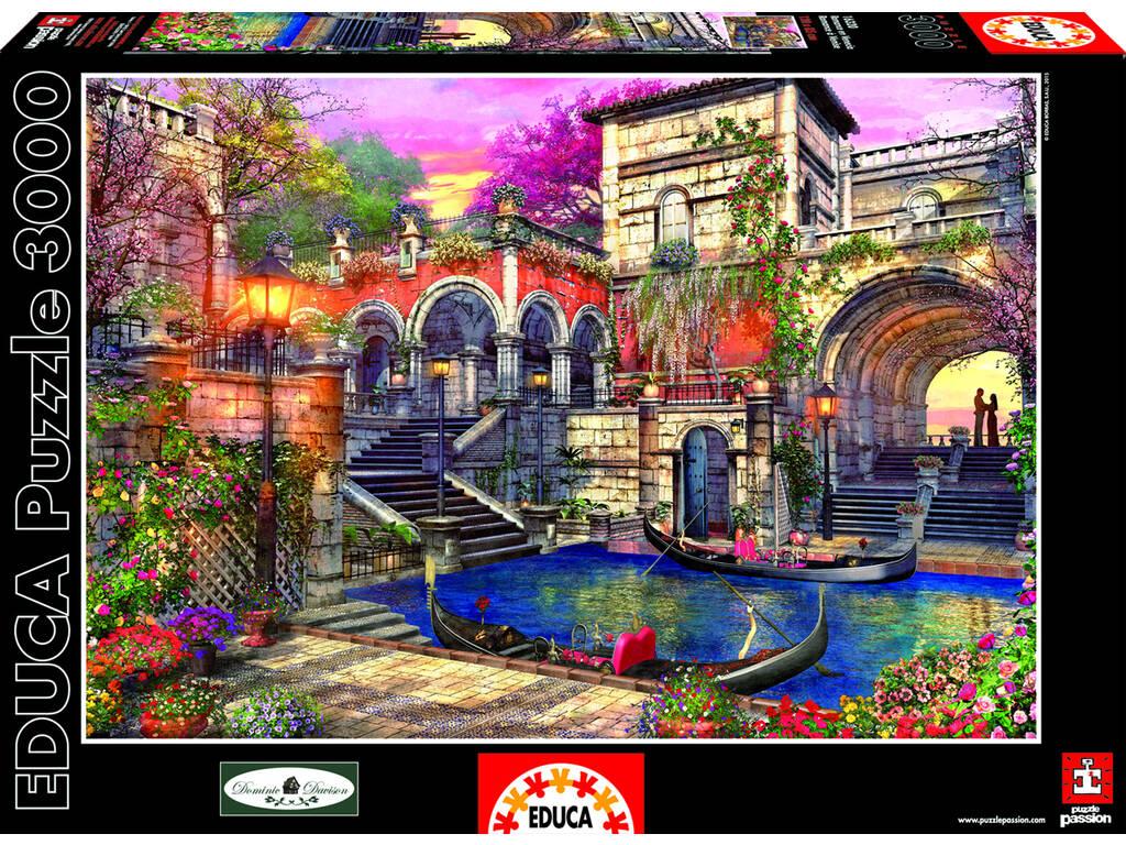 Puzzle 3000 Romance em Veneza