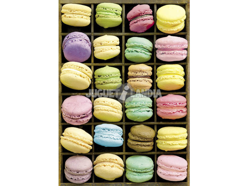 Puzzle 1000 Macarons