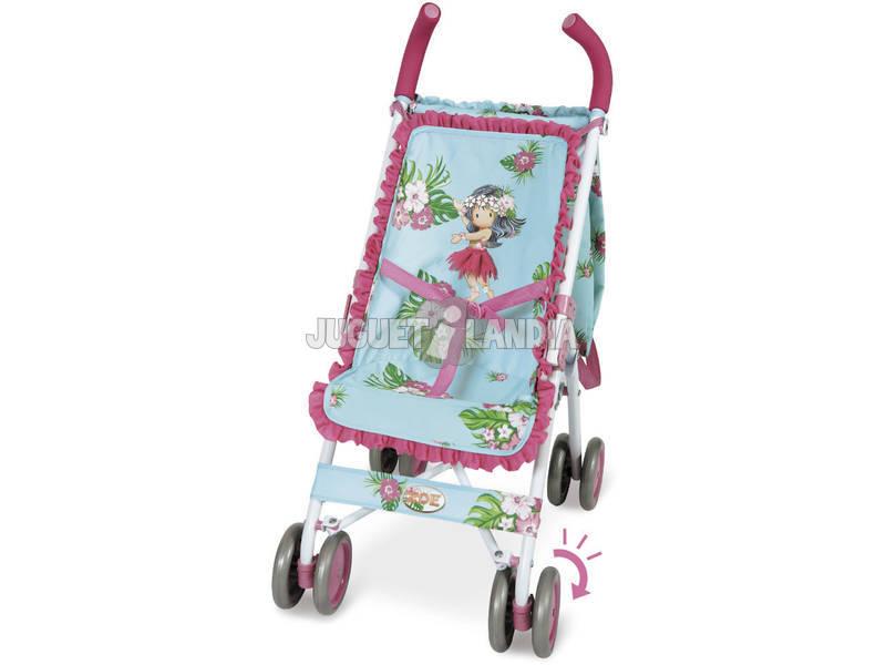 Cadeira Boneca Grande Dobrável com Bolsa Zoe