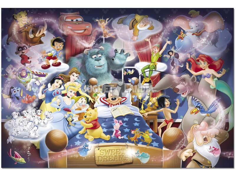 Puzzle 1000 Il sogno di Mickey