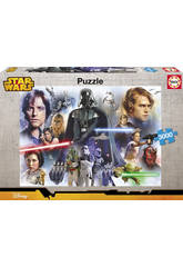 Puzzle 3000 Star Wars Panorama
