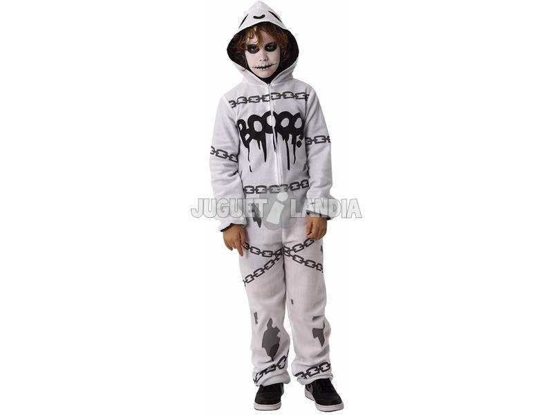 Disfarce Infantil Ghost Tamanho M Rubies S8532-M