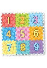 imagen Set eva Suelo Números
