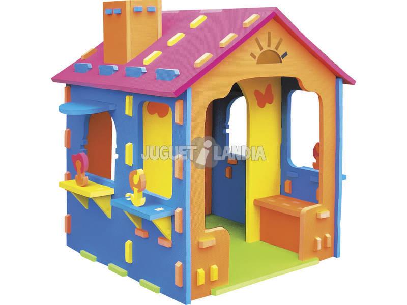 Casa Gigante Goma Eva 79x79x125 cm