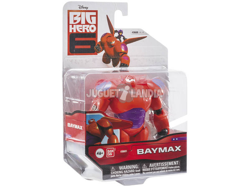 Big Hero 6 Figures À Collectionner