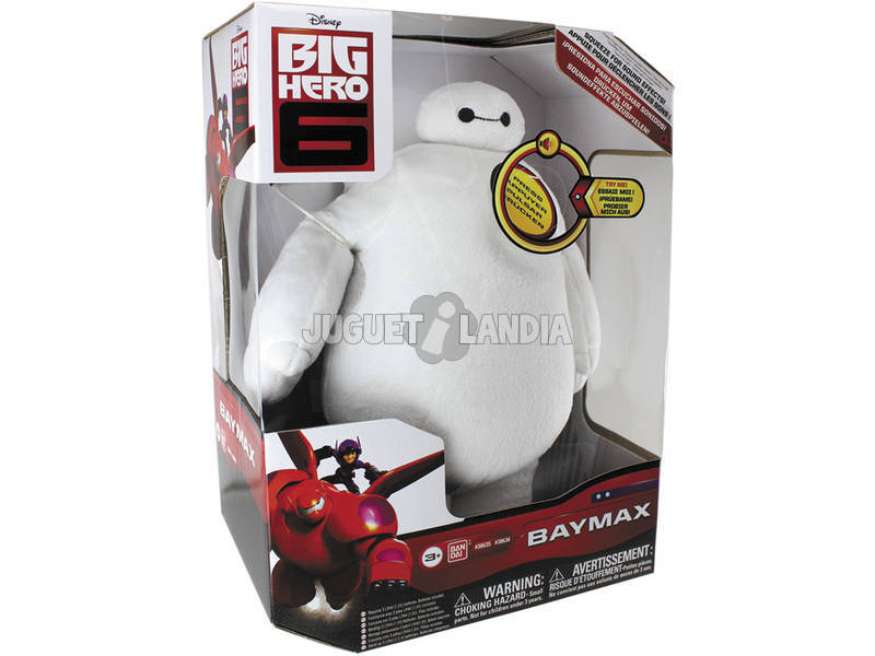 Big Hero 6 Peluche con Voz