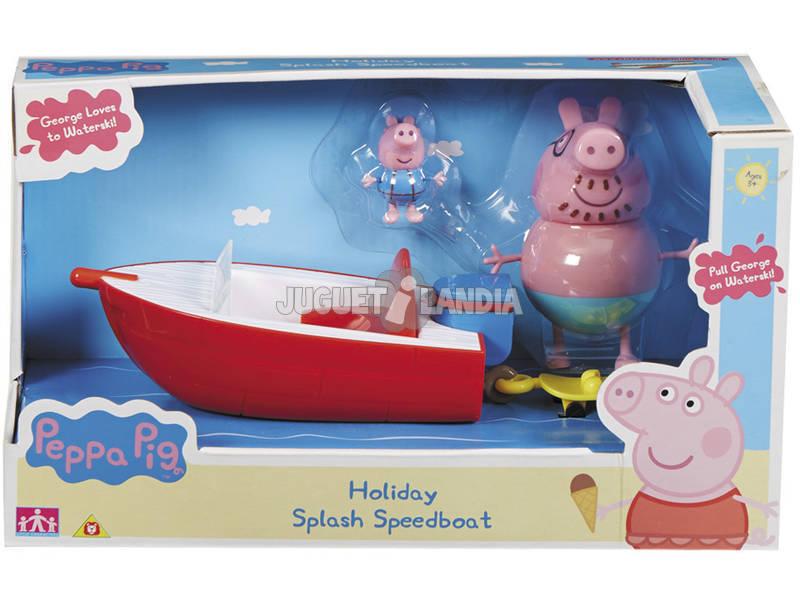 Peppa Pig Vehiculo de Aventuras Familia Pig