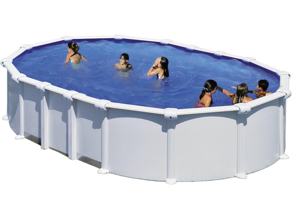 Haiti Oval Pool 610x375x132 Cm. Gre KITPROV6188