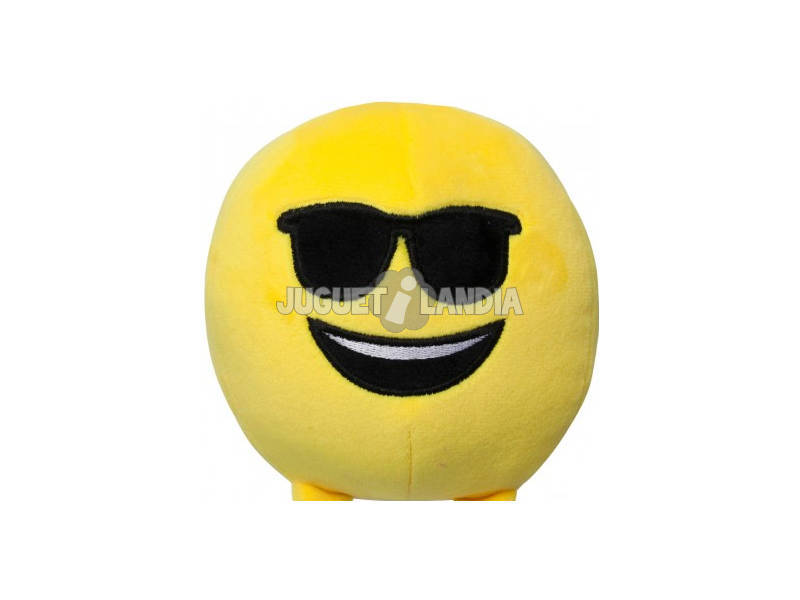 Peluche emoticon