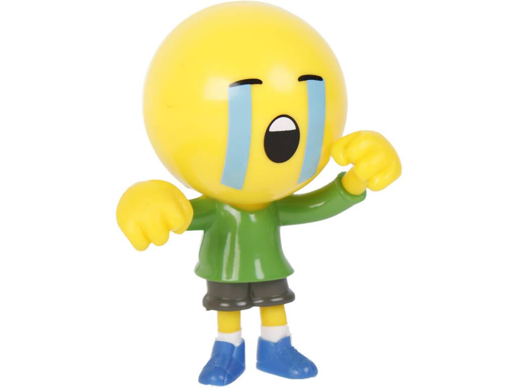 Figura Emoji 12 cm.Toy Partner 4050