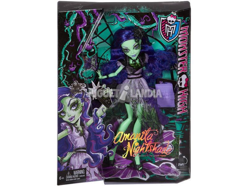 Monster High Amanita Fiesta Inmortal