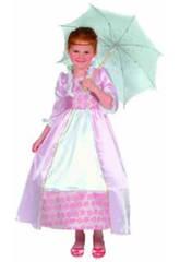 Disfraz Romantica Niña Talla 1