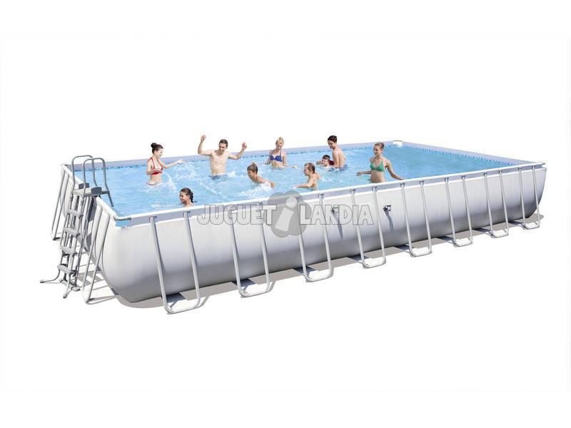 Acheter piscine hors sol autoportante 956x488x132 bestway for Acheter piscine hors sol