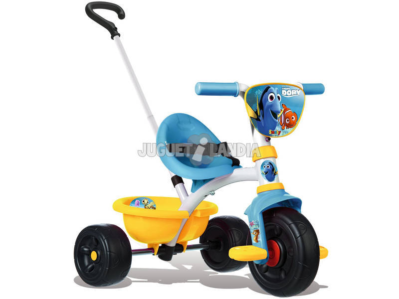 Triciclo Be Move Buscando a Dory
