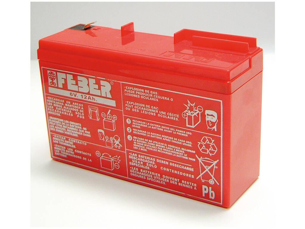 Bateria de 6V. 10 Ah