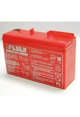 Bateria 6V. 10 Ah.