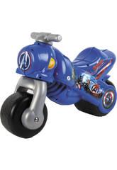 Correpasillos Moto Avengers