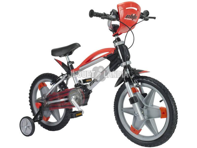 Bicicleta 16 Elite Injusa 1600
