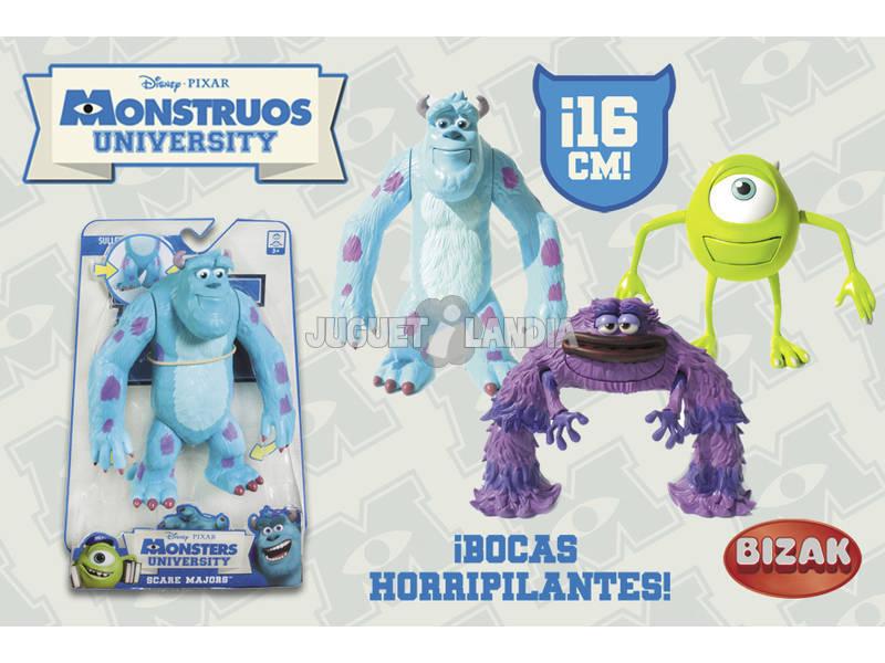 Monsters University figura articulada deluxe