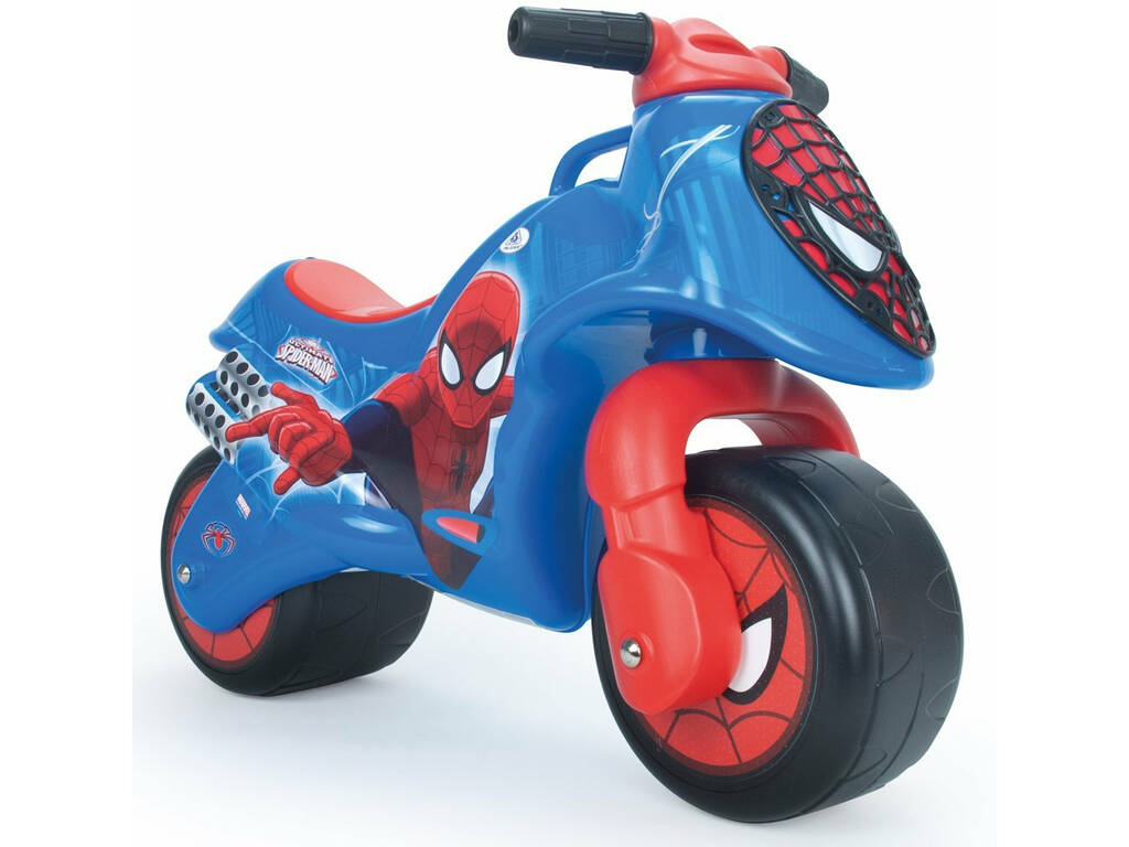 Cavalcabile Moto Neox Spiderman Ultimate Injusa 19060