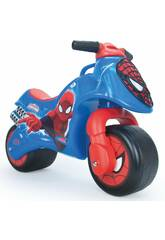 Correpasillos Moto Neox Spiderman Ultimate