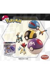 Pokemon pokeball catch n carry