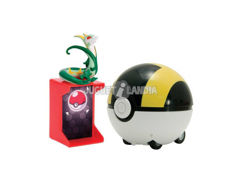 Pokemon Pokeball Catch n Return
