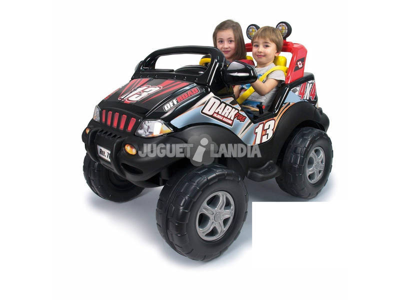 Coche Phantom Off Road Dos Plazas 12 v.